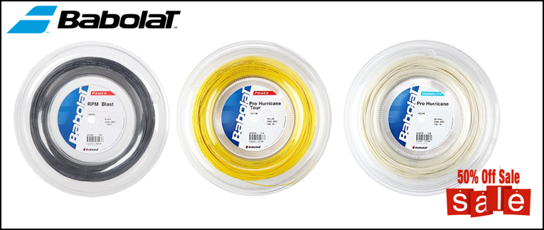 Babolat Tennis Strings Reel Sale