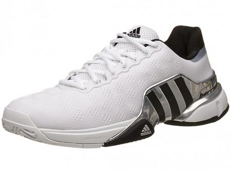 adidas barricata 2015 india bianco / nero delle scarpe maschili