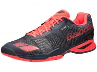 Babolat Jet AC Grey-Red Mens Shoes India