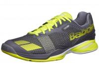 Babolat Jet AC Grey-Yellow Mens Shoes India