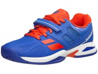Babolat Propulse All Court Blue-Red Junior Shoes India