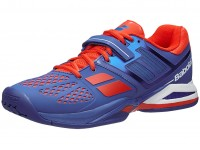 Babolat Propulse All Court Blue-Red Mens Shoes India