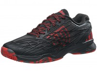 Wilson Kaos Black-Red Mens Shoes India