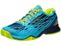 Wilson Kaos Blue-Green Mens Shoes India