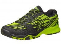 Wilson Kaos Green-Black Mens Shoes India