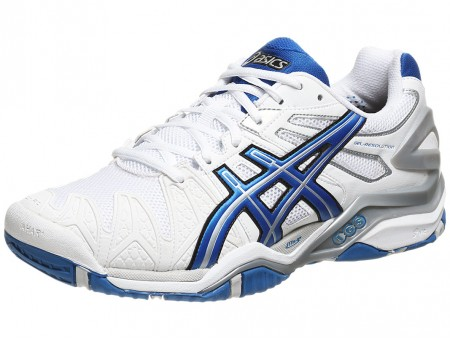 Asics Gel Resolution 5 India - ATP and WTA Favourite Tennis Shoe