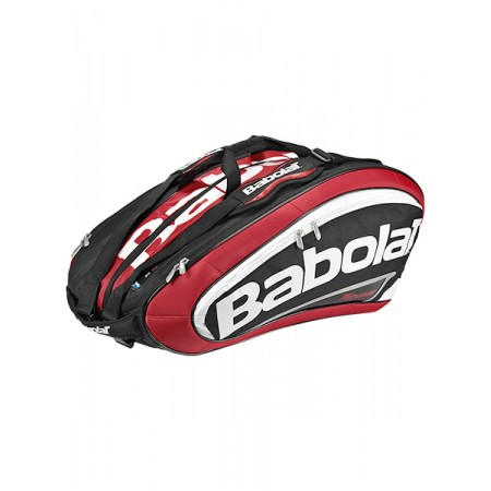 Babolat Tennis Kit Bag India - Team Line Bags Red 12 Pack 30e2e343e7