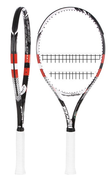 Babolat C Drive India - French Open d321ee5f61