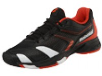Babolat Drive 3 All Court Black/Red Men's Shoes India