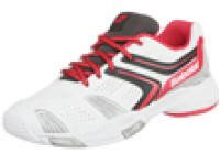 Babolat Drive 3 Wh/Pink Junior Shoes India
