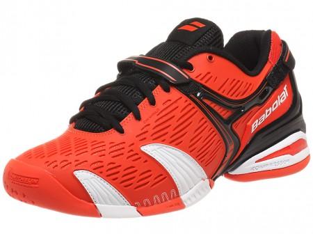 nouveau style 0e5bf 95374 Babolat Propulse 4 Orange/White/Black India