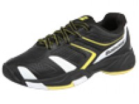 Babolat Drive 3 Black/Yellow Junior Shoes India