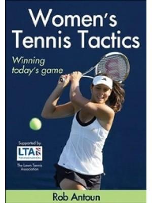 Womens Tennis Tactics