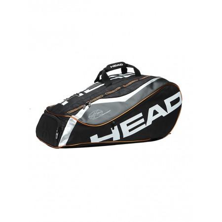 Head Tennis Kit Bags India - Djokovic Monstercombi 12 Racquet Bag ef6e1cf33a