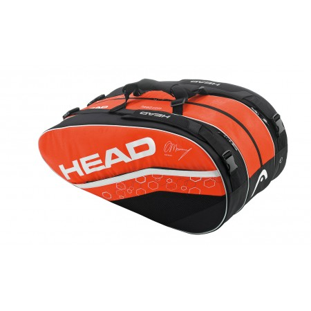 Head Tennis Kit Bags - Murray Series 12 Racquet Holder Monster Combi
