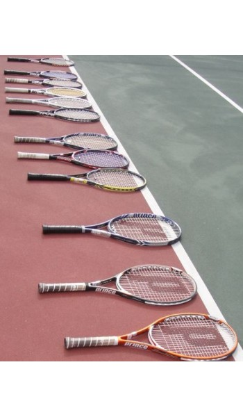 iTennis Racquet Demo Program