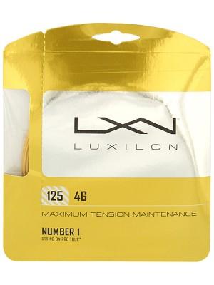 Luxilon 4G India 16L  (1.25) String