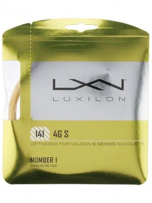 Luxilon 4G Rough India 16L (1.25) String