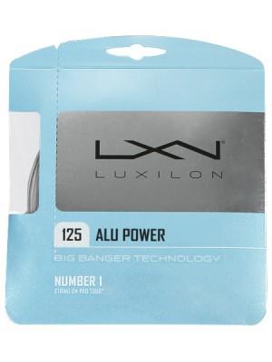 Luxilon Big Banger ALU Power 16L India String Ice