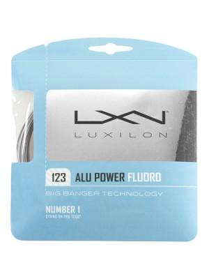 Luxilon Big Banger ALU Power Fluoro India 17 String