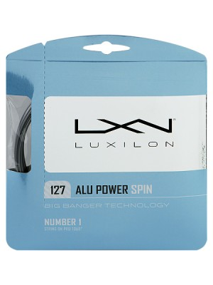 Luxilon Big Banger ALU Power Spin India 16 String