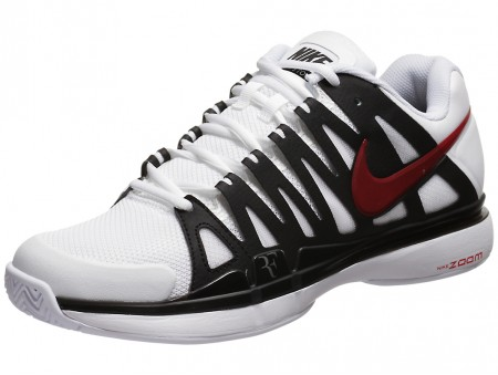 New Nike Zoom Vapor 9 Tour White/Black/Red Men's Shoe - Winter 2013