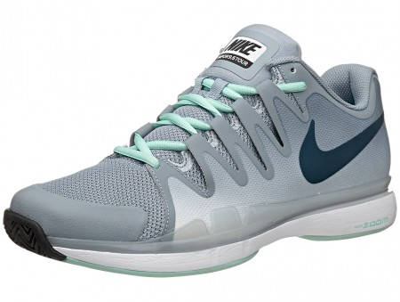 New Nike Zoom Vapor 9.5 Tour India 2014 Magnet Grey Mint Men s ... ac1ab7eb3