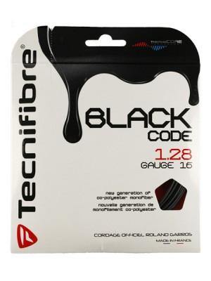 Tecnifibre Black Code 16 String India