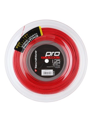 Tecnifibre Pro Red Code 17 String Reel India
