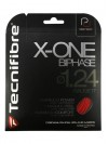 Tecnifibre X-One Biphase 17 String Red