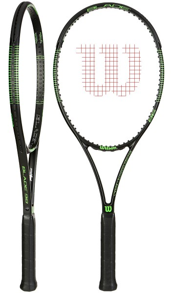 Wilson Blade 98 (18x20) Countervail India 2017
