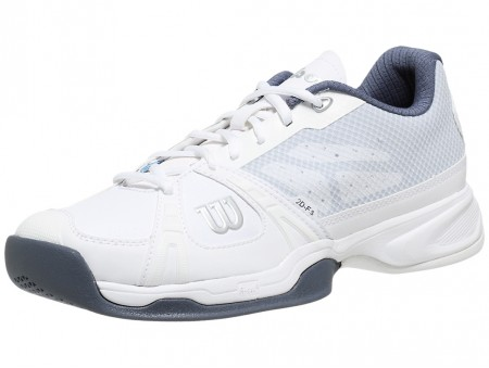 Wilson Rush White/Grey Men's Shoe