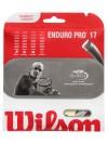 Wilson Enduro Pro 17 String India Silver