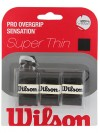 Wilson Pro Overgrip Sensation India - Black